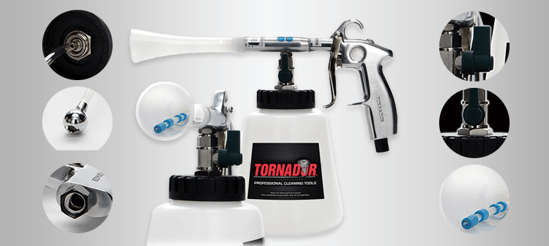 Tornador classic car cleaning Gun Z-010