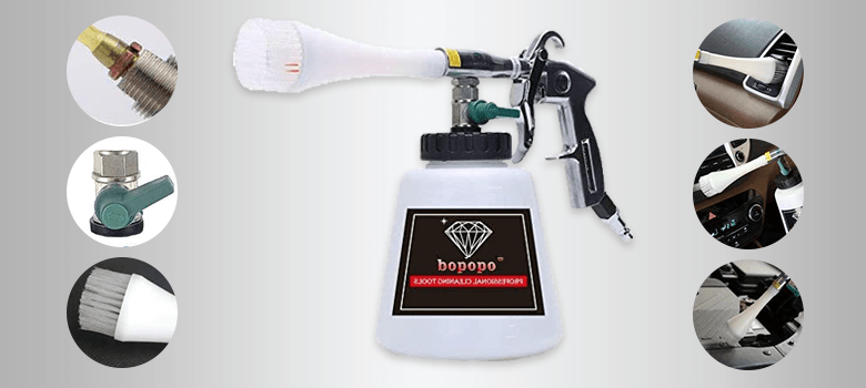 Bopopo High Pressure Car Cleaning Gun